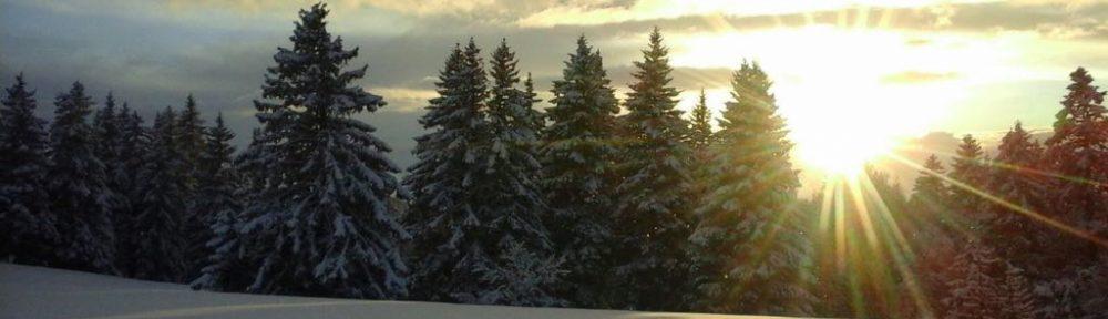 Foyer de ski de fond de Méaudre